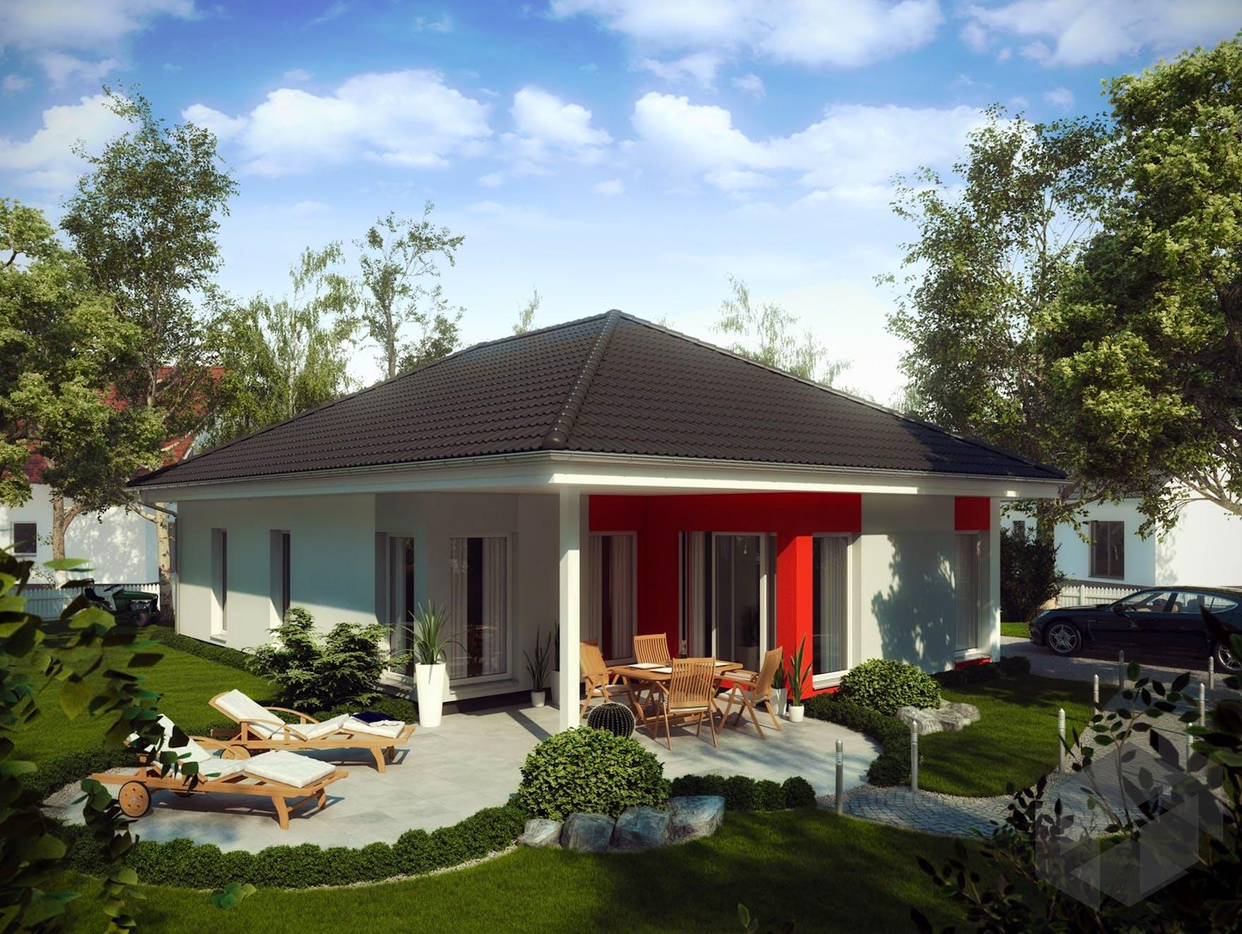 lifestyle 32 von massa haus pultdach. Black Bedroom Furniture Sets. Home Design Ideas